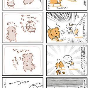 【犬漫画】ナンパ失敗