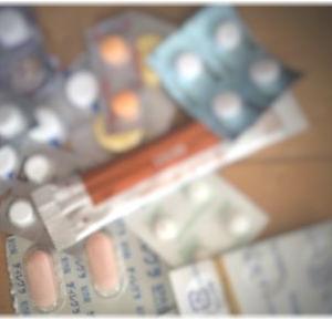 いつのか、何用だかわからないお薬たまっていませんか?