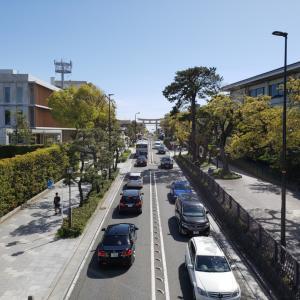 鎌倉の渋滞