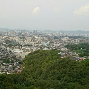 岡山のを高台でランチはフレンチ