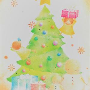 今日の一枚『クリスマス・イブの夜』