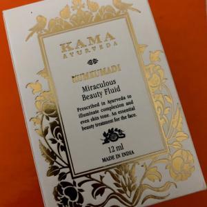 Kama Ayurvedaでお買い物