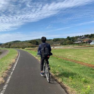 宍道湖半周!雲州平田へサイクリング
