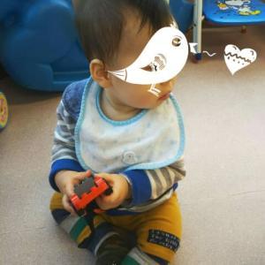 【8ヶ月31日目】育児停滞中