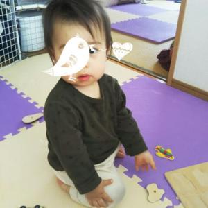 【1歳0ヶ月と29日目】予防接種の副反応?