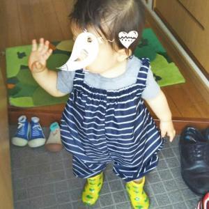 【1歳1ヶ月と23日目】新しいもの珍しいものは全部泣き
