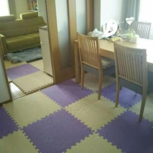 【1歳5ヶ月と6日目】部屋の模様替えでげんなり…