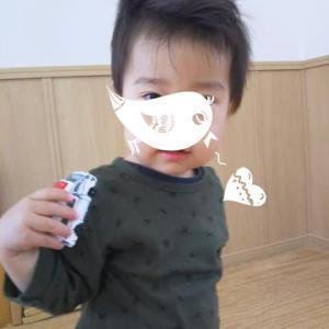 【1歳6ヶ月と9日目】食い意地によるめまいでダウン その3
