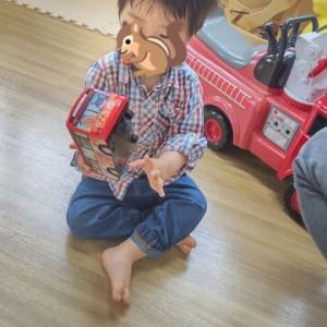 【2歳と7日目】今度は足の痺れ