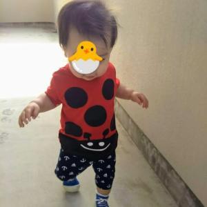 【2歳1ヶ月と3日目】育児放棄な1日