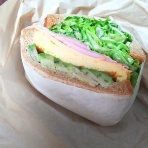 【2歳2ヶ月と4日目】パークサウスサンドイッチ!