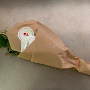 花びんにマスキングテープ