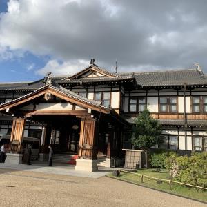 奈良ホテルに宿泊したけれど。。