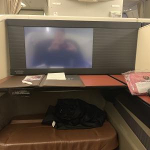 JALで帰国(すみません、日本の話題ひっぱりすぎて。。)