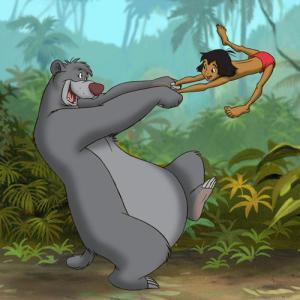 ディズニーの『ジャングル・ブック』