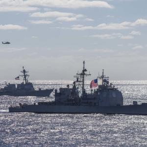 「日米統合機動展開部隊」常設構想が急浮上