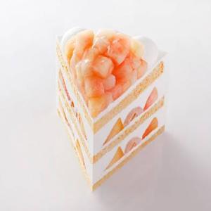 雑・ニューオータニ幕張の「新エキストラスーパーピーチショートケーキ1個3500円」が食べたい!