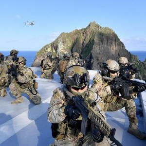 今回の韓国軍の竹島軍事演習で思ったこと