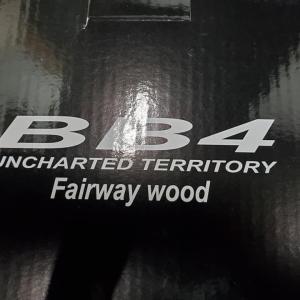 じわじわとご使用中のお客様からBB4フェアウェイウッドの評価が届いています✨楽に運べる