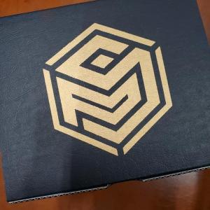 SP×一刀彫ウエッジヘッド  炙銅(あぶり-どう) 黒鍍(くろ-めっき) 藍銅(あい-どう)