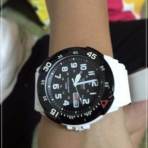 体育の日&息子に急きょ購入した腕時計レビュー