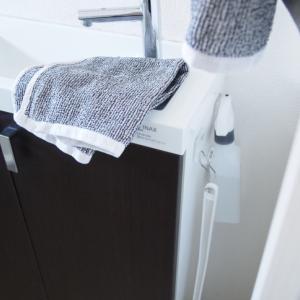 タイミングを変えてトイレ掃除のルーティーン化が成功した話と、お掃除の流れ