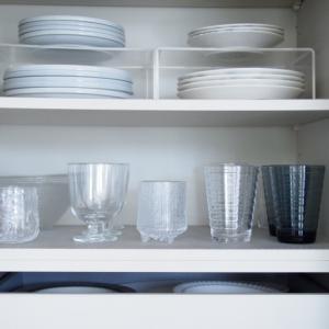 家族みんなが使いやすい、シンプルで実用的なグラス&コロナを意識したお買い物記録