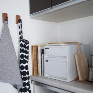 *キッチン収納*レジ袋の収納と、有料化以降の生ごみ問題