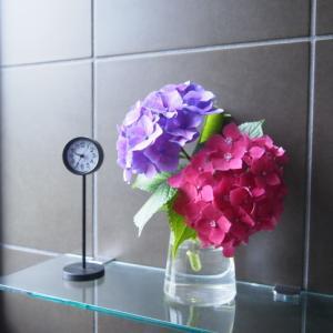 *暮らしを楽しむ*気軽に楽しみたい、お花を飾る時のバランス♪