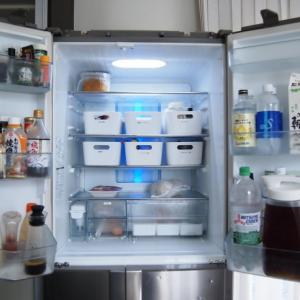 *収納*場所に合わせるのではなく、人に合わせた冷蔵庫収納