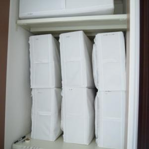 *収納*我が家の布団収納、取り出しやすく片づけやすい仕組みづくりと大切なお知らせ