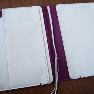 *モノ選び*KOKUYO MEのノートカバーで2冊のノートをおしゃれにまとめる