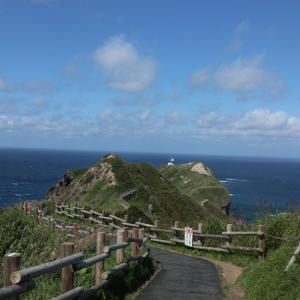 夏の北海道一人旅2019⑪ 積丹半島のブルーと強風と神の沼