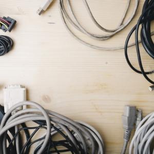 家電のプチストレスを解消する。