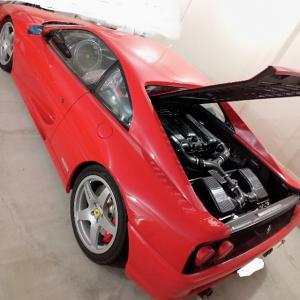 いちおしフェラーリ【レストア ~経年向上~】〈rossoauto通販〉