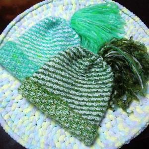 編み物の沼にハマるるる~