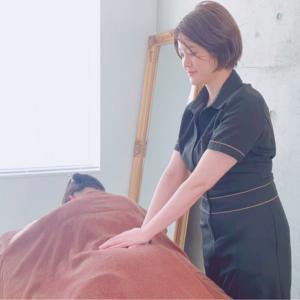 表参道バストアップサロンCOCIAの施術
