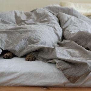 寝ながらバストアップケア!
