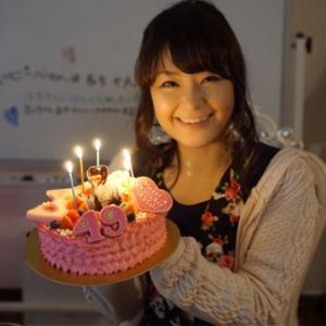 さやちゃんお誕生日おめでとうございます!