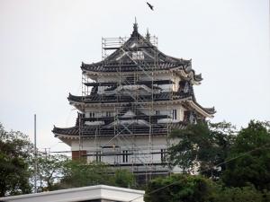 【令和二年・第四回タビ】お城の見える風景…四国編