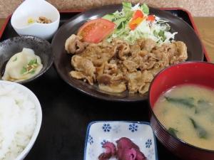 【満足ランチ/失敗ランチ】(豚)生姜焼きの巻