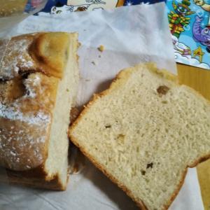 通り過ぎそうになったパン屋さん。