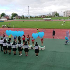 東日本小学生陸上大会