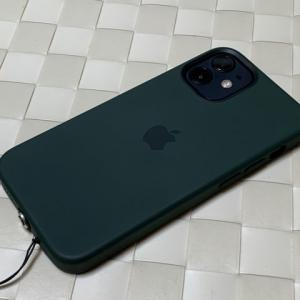 iPhone 12 mini、ケース選定中…