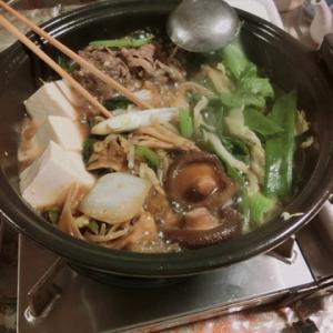 野菜たっぷり、、、絶品鶏ガラスープで、、お雑煮作りました^^