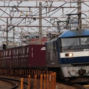 EF210-102 電気機関車