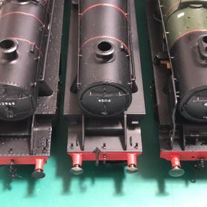 蒸気機関車に石炭を積んだ(その2)