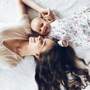 「うんちでーたっ」1歳2ヶ月の娘