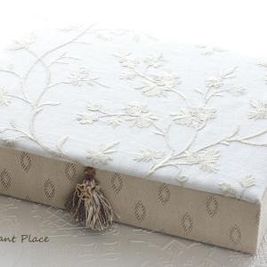 刺繍の布の扱い方