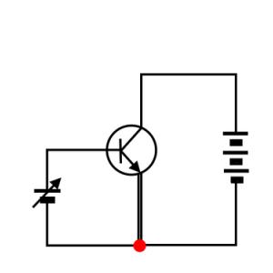 【電子工学】トランジスタの接地について ベース接地、エミッタ接地の違い